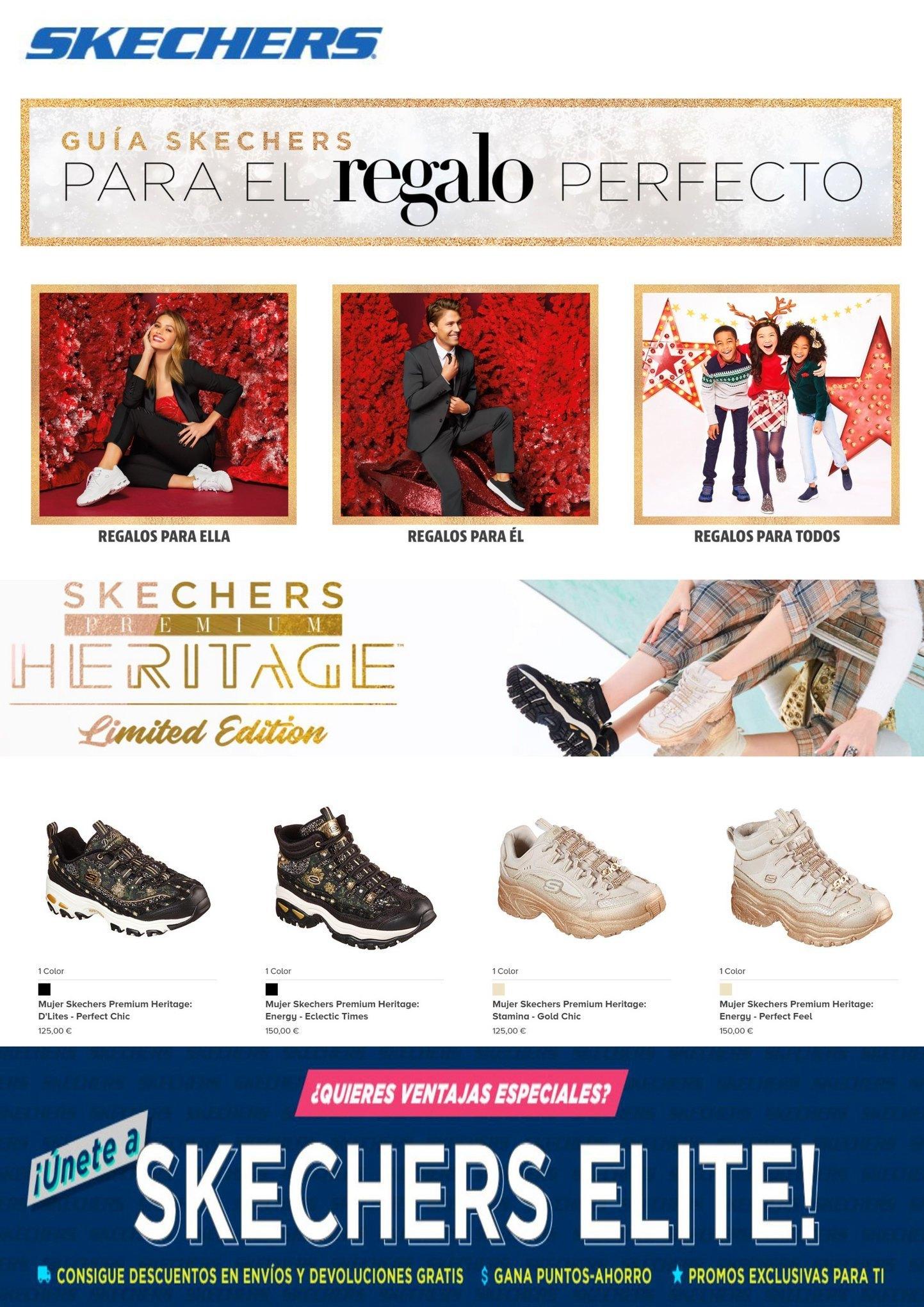 Acumulativo Cartero escándalo  Catálogo Skechers in Madrid: ofertas, sucursales y horarios